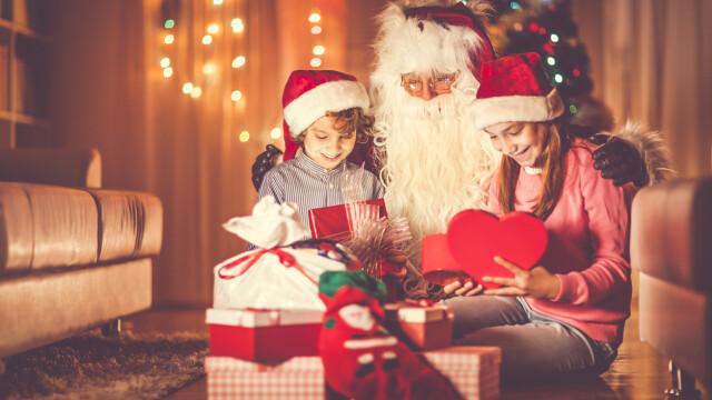 Cine este Moş Crăciun - Legenda lui Moş Crăciun