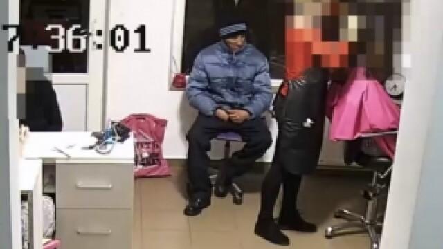 Metoda inedită prin care doi hoți au acționat într-un coafor din Zalău