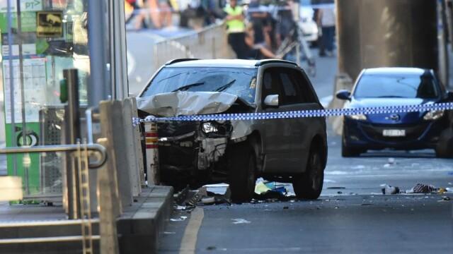 Cine e atacatorul din Melbourne, care a dat cu mașina peste 19 trecători: droguri și probleme mintale
