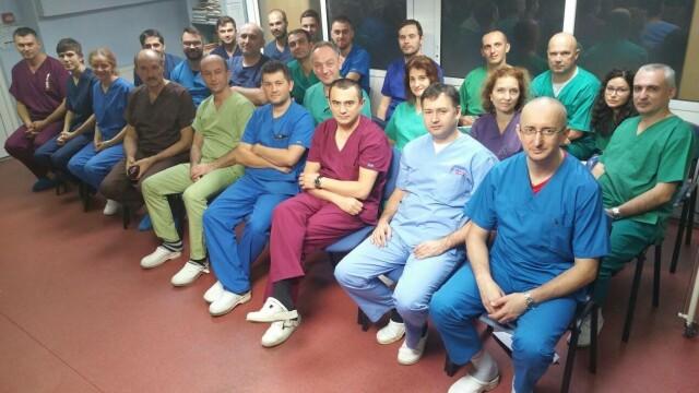 Mesajul medicilor de la Institutul de Urologie din Cluj: Clinica nu mai acumulează datorii