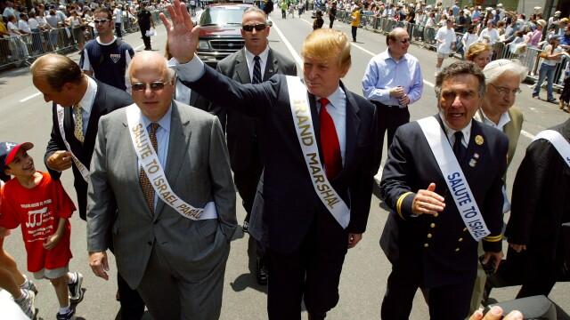 Donald Trump, Israel