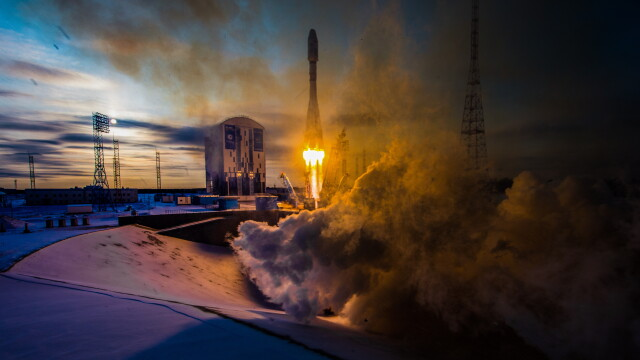 Ruşii au pierdut un satelit după ce au confundat cosmodromul de unde era lansat
