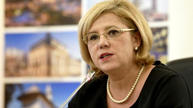 Corina Crețu a fost desemnată raportor pentru controlul activității Băncii de Investiții