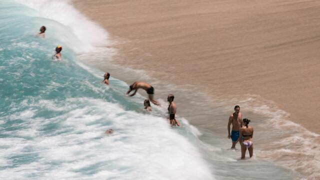 Australienii se bucură de prima zi de vară. Sunt așteptate 35 de grade în Sydney