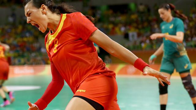 Cristina Neagu a devenit cea mai bună marcatoare din toate timpurile a Campionatului European