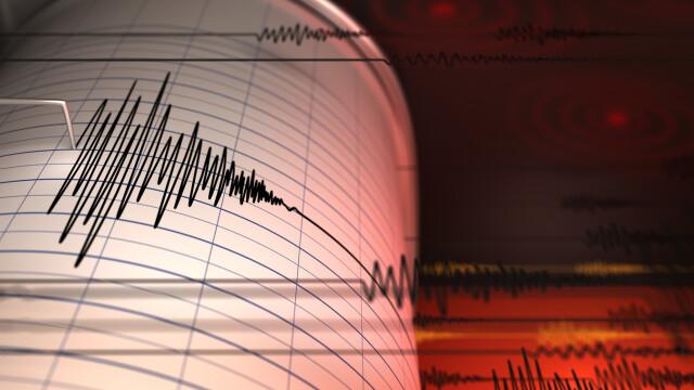 Cutremur puternic în vestul Turciei. S-a produs la o adâncime de 52 de kilometri