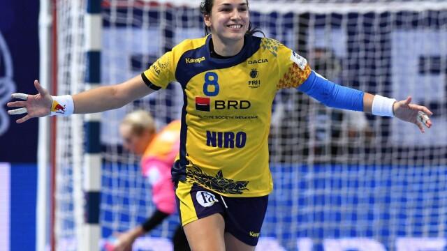 Campionatul European de Handbal Feminin, România - Olanda, 24 - 29. Desfășurarea partidei
