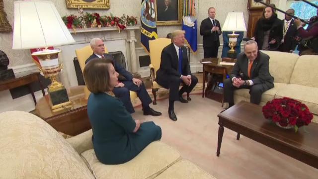 Donald Trump amenință că va bloca activitatea guvernului federal. Care este motivul