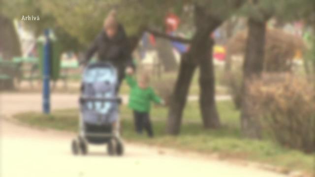 Bărbatul care a încercat să răpească o fetiță din brațele mamei, reținut