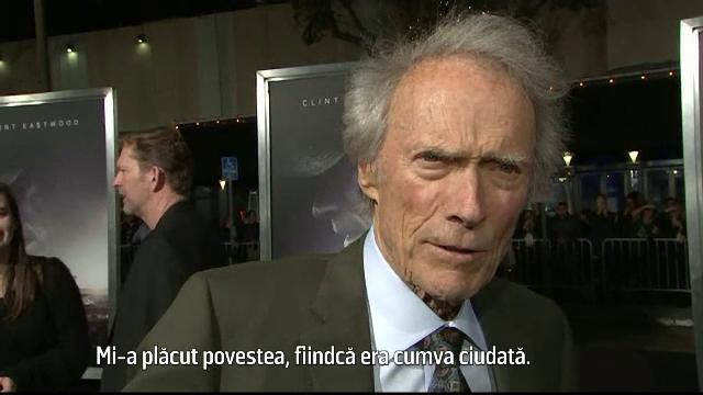 """Clint Eastwood, din nou pe marile ecrane la 88 de ani. """"E într-o formă grozavă"""""""