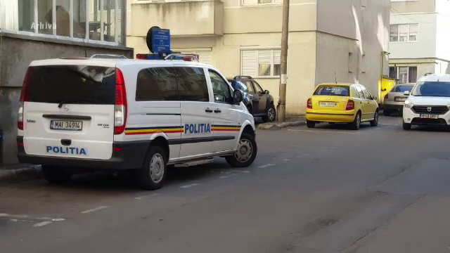 Jaf armat la o farmacie din Brăila. Suma cu care a reușit să fugă tâlharul