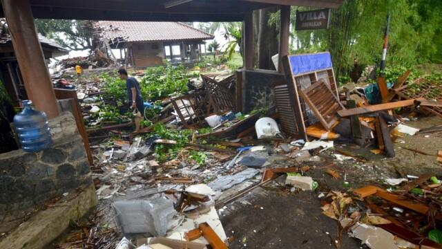 Indonezia, lovită de un tsunami devastator. Cel puțin 222 de morți și 843 de răniți - Imaginea 5