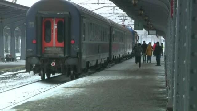 Program CFR de Crăciun. Numărul vagoanelor va fi suplimentat pe cele mai aglomerate rute