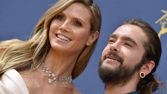 Heidi Klum si Tom Kaulitz