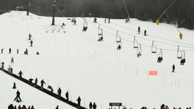 Tombolă neobişnuită în Elveţia. Premiul constă într-o staţiune de schi