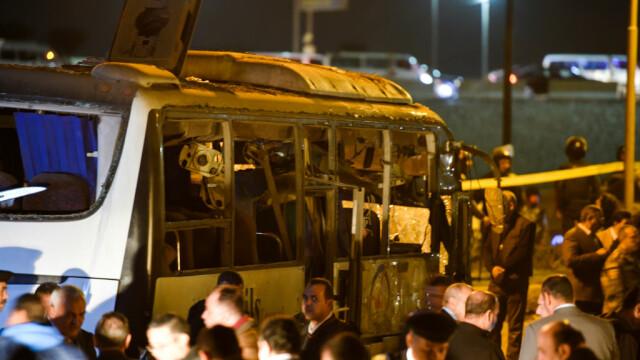 Nou bilanț al atacului din Cairo: 3 turiști au murit, alți 11 au fost răniți