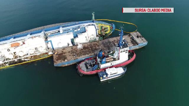 Haos în cazul navei răsturnate în portul Midia. România, obligată să gestioneze problema - Imaginea 3
