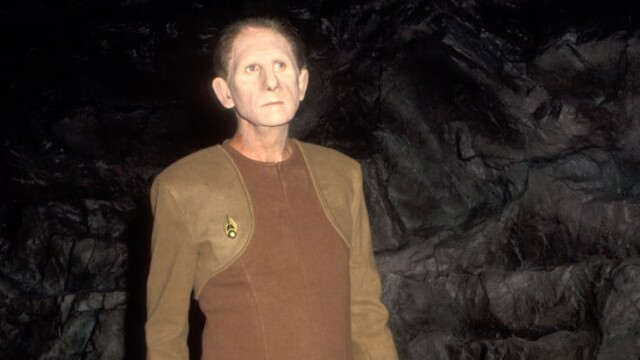 Rene Auberjonois in Star Trek