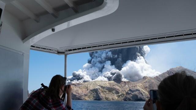 Erupție vulcanică în Noua Zeelandă - 1