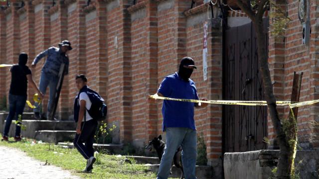 50 de cadavre au fost găsite într-o groapă în Mexic. Fenomenul grav din acea zonă