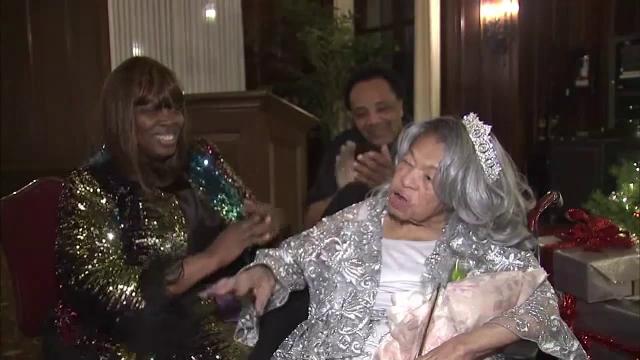 Femeia care și-a sărbătorit a 108-a aniversare își mărturisește secretul longevității