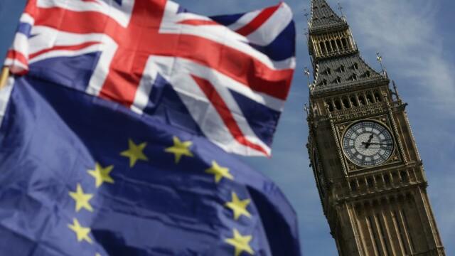 Regatul Unit şi UE au ajuns la un acord post-Brexit. Șefa CE: \