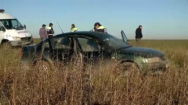 ANIMAȚIE GRAFICĂ. Cum a fost împușcat în cap pasagerul mașinii urmărite în Constanța - Imaginea 2