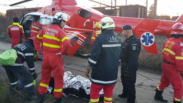 Aproape 50 de oameni au fost răniți după ce 2 trenuri s-au ciocnit în Ploiești - Imaginea 6