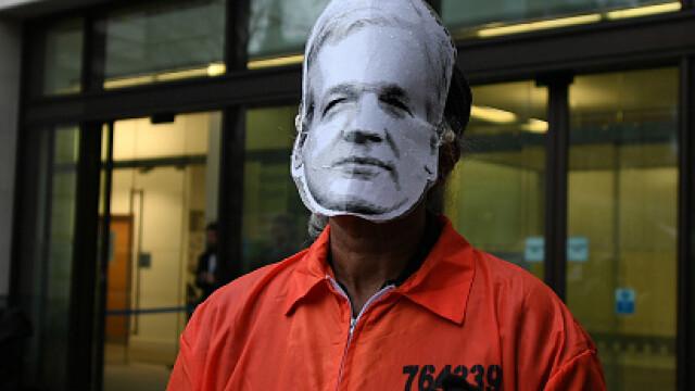 Julian Assange, audiat ca presupusă victimă a unor acte de spionaj - Imaginea 5
