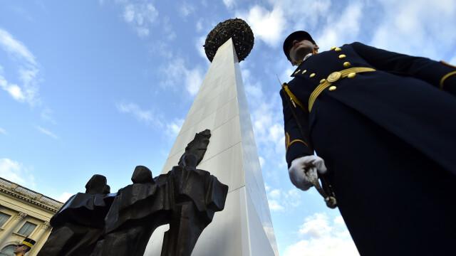 Acțiuni comemorative dedicate împlinirii a 30 de ani de la Revolutia Română din 1989