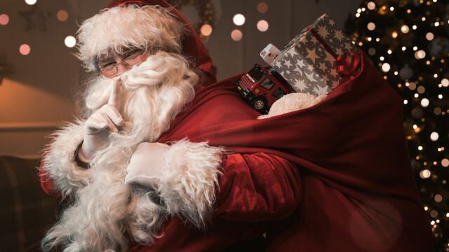 Povestea lui Moș Crăciun. Cine este de fapt cel mai îndrăgit personaj
