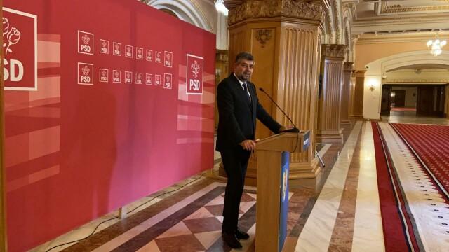 Ciolacu: Vom depune moțiune de cenzură și vom avea din nou majoritate parlamentară. Soluția pentru funcția de premier