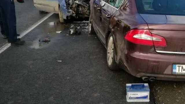 Accident grav în județul Timiș. O persoană a murit și o alta a fost preluată de SMURD - Imaginea 2