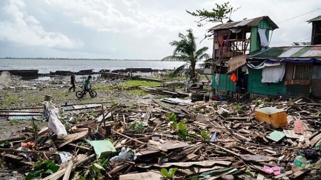 Taifunul Phanfone din Filipine. Bilanțul a ajuns la 28 de morți
