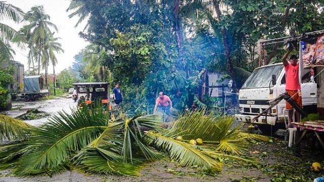 Cel puțin 16 morți în Filipine în ziua de Crăciun, în urma taifunului Phanfone