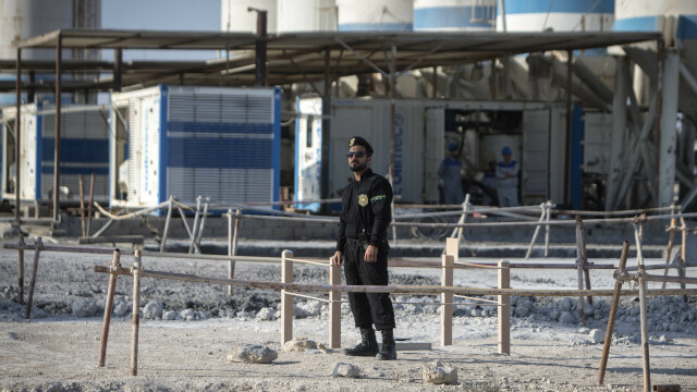 centrala atomica din Iran