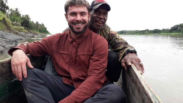 Actorul Zac Efron, la un pas de moarte în timp ce filma un documentar - Imaginea 5