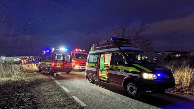 Un medic din București s-a urcat băut la volan și a accidentat mortal un bărbat