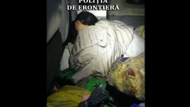 Cum a vrut să treacă granița o tânără de 18 ani care își pierduse buletinul
