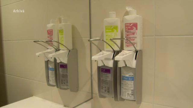 dezinfectante spital