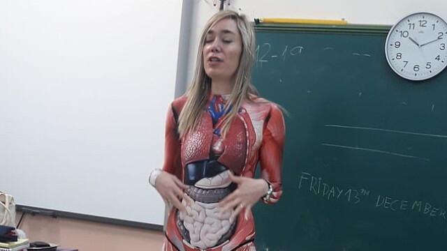 profesoara Spania