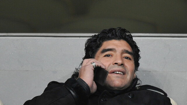 Analiza toxicologică a lui Diego Maradona. Ce consumase fotbalistul înainte de deces