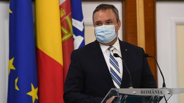 """Nicolae Ciucă, întrebat dacă şi-ar fi dorit funcţia de premier: """"Mi-am dorit să-mi fac datoria"""""""