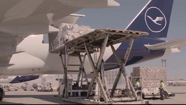 Companiile aeriene europene, pregătite pentru livrarea vaccinurilor anti-Covid