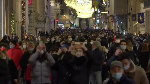 Țările europene care vor fi în carantină strictă de sărbători. Ce restricții se vor impune