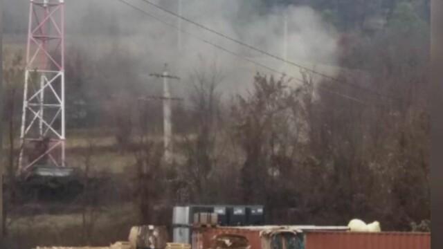 Scurgeri de gaze la conducta magistrală din Odorheiul Secuiesc. Zeci de oameni au fost evacuați