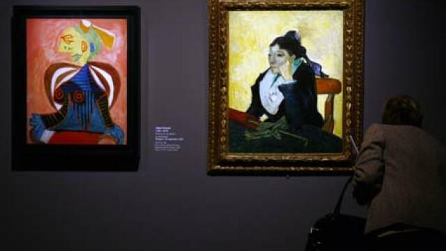 Desene ale lui Picasso, de 8 milioane de euro, furate!
