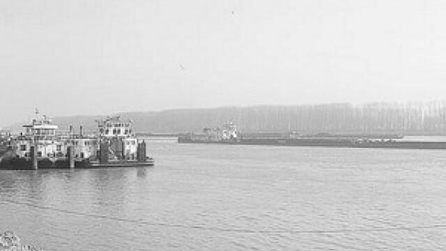 Navigatia pe Canalul Sulina si prin Bara Sulina, inchisa din cauza vremii