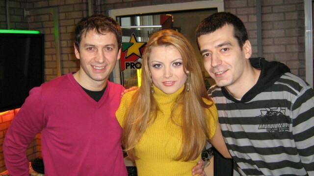 Elena Gheorghe, Semen cu Ivan