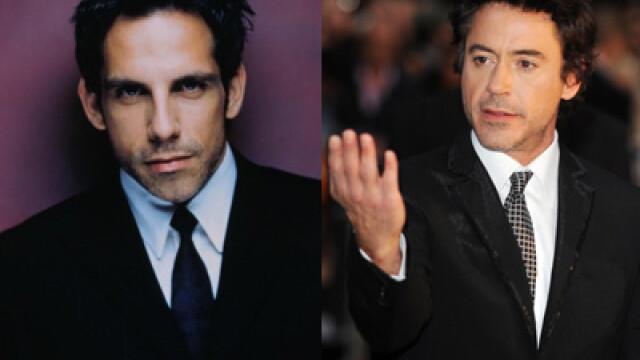 Ben Stiller, Robert Downey Jr.